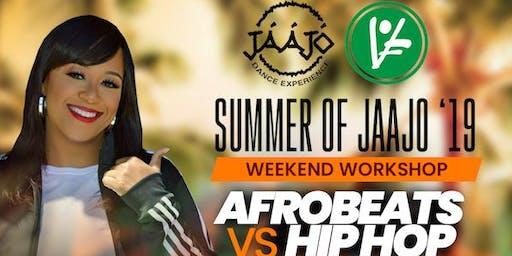 Summer of Jaajo Presents: Afrobeats Vs Hip Hop