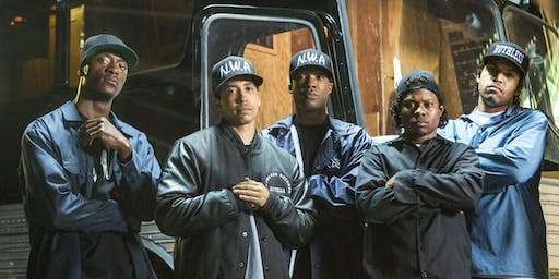 Melrose Rooftop Theatre Presents - STRAIGHT OUTTA COMPTON
