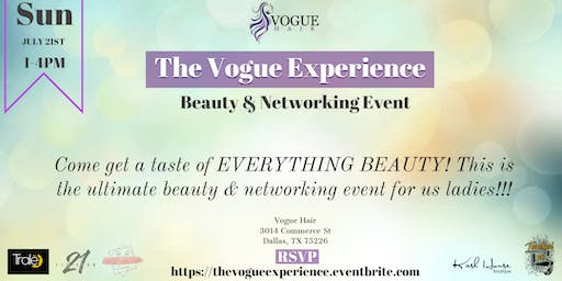 The Vogue Experience