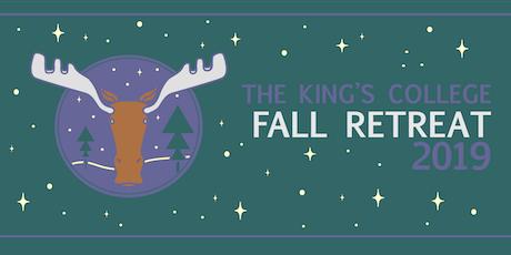 Fall Retreat 2019 tickets