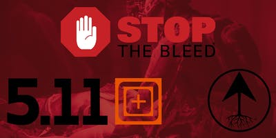 Stop the Bleed (July); Hosted by 5.11 Tactical