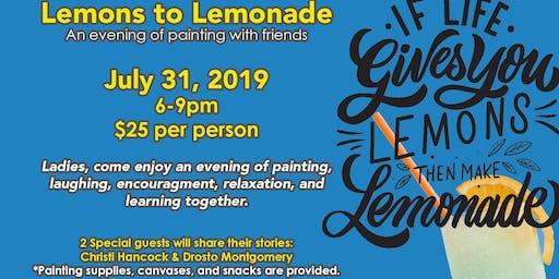 Lemons to Lemonade (Women's Event)