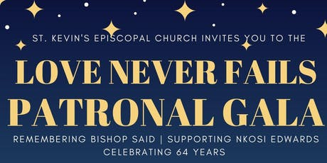 St. Kevin's Love Never Fails Patronal Gala tickets