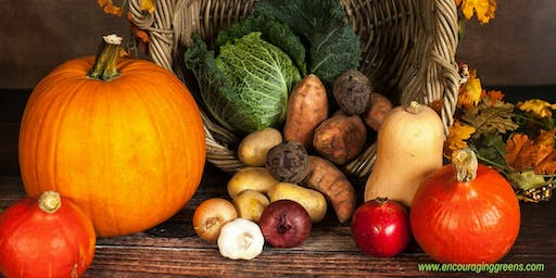 Lets NOT Talk Turkey: Surviving and Thriving Plant-Based during the Holidays