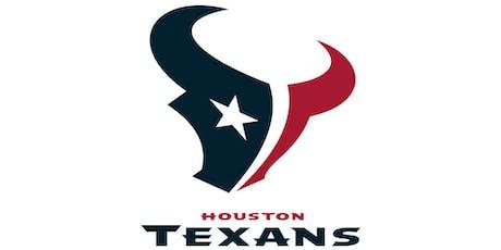CaraFan Bus: LA Rams @ Houston Texans (The Woodlands Departure) tickets