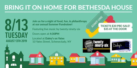 Bring It On Home for Bethesda House tickets