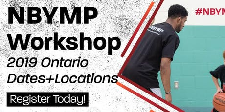 NBYMP Basketball Workshop - Kingston (St. Lawrence College) tickets