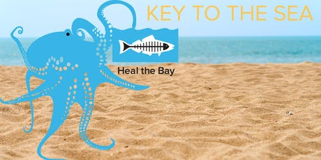 Key to the Sea Workshop 2 - Heal the Bay Main Office tickets