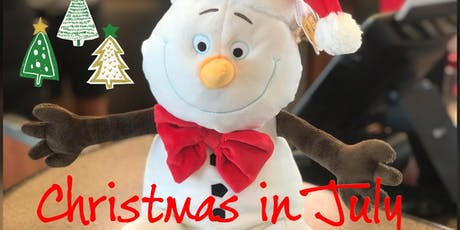 Chick-fil-A's Christmas in July tickets