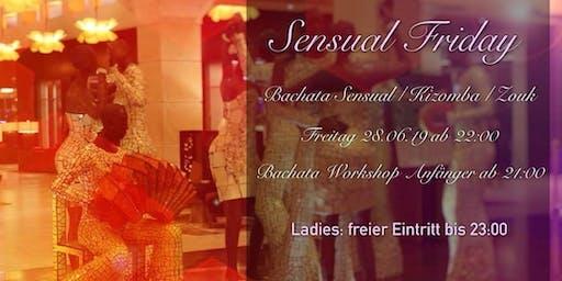 Sensual Friday (Bachata Sensual / Kizomba / Zouk)