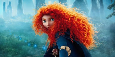The Bechdel Cast Live in London: Pixar's Brave tickets