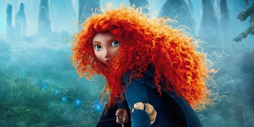 The Bechdel Cast Live in London: Pixar's Brave - SOLD OUT