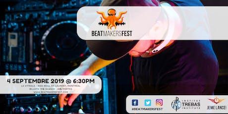 The BeatMakersFest 2019 tickets