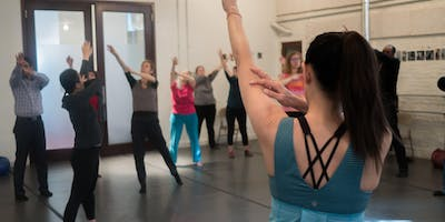 Moving for Life Dance Exercise Class @ Studio 55C