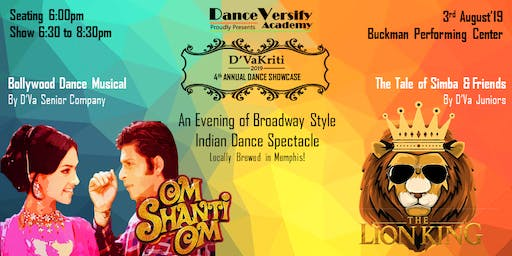 Bombay Talkies by DanceVersify - Presenting Om Shanti Om & The Lion King