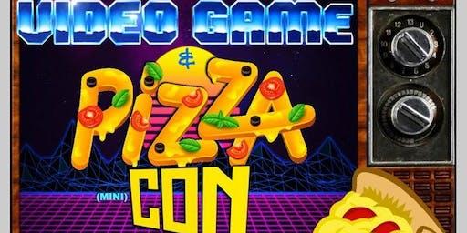 ASY TV PRESENTS: The Videogame & Pizza (Mini) CON