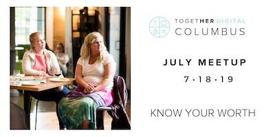 Together Digital Columbus July Meetup: Salary Negotiation