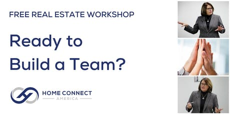 Are You Ready to Build a Successful Team? - FREE Workshop - Build | Thrive | Retire! tickets