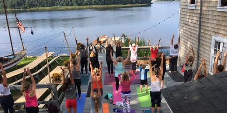 Yoga by the River tickets