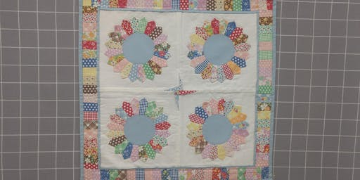 Make a Mini Dresden Quilt with Cindy