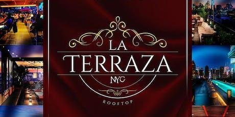 Saturday Party at La Teraza NYC tickets
