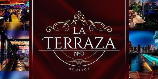 Saturday Party at La Teraza NYC