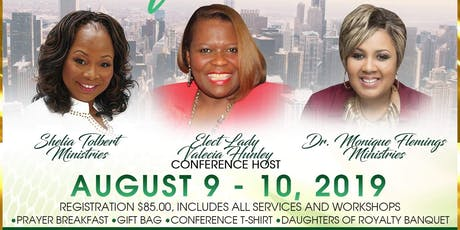 WOMEN OF COMPLETION MINISTRY tickets