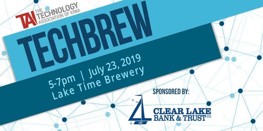 TechBrew July