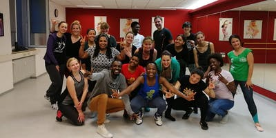 La Kossa® Afro Dance 3 Stunden-Workshop