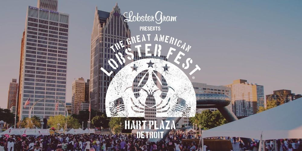 The Great American Lobster Fest - Detroit Tickets, Fri, Sep