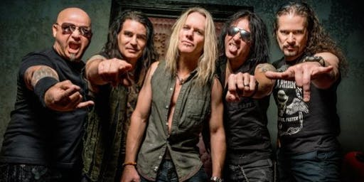 Warrant @ The Big House Nightclub (21+ only)