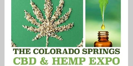 ASY TV PRESENTS: The Colorado Springs CBD & HEMP Expo tickets