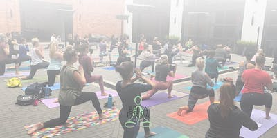 Weekday Yoga - July 23rd
