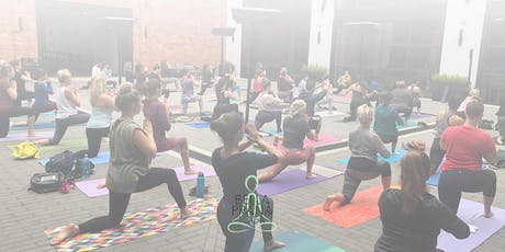Weekday Yoga - July 23rd tickets