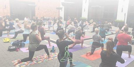 Weekday Yoga - July 23rd tickets