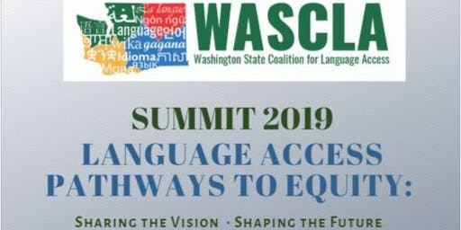 WASCLA Language Access Summit 2019