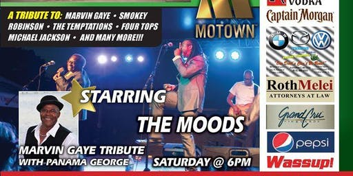 MoTown Tribute Concert