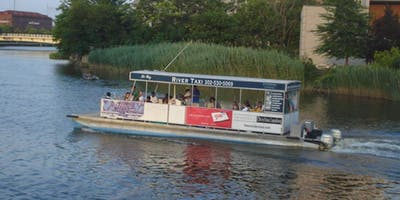 Summer Happy Hour Aboard the Christina River Taxi