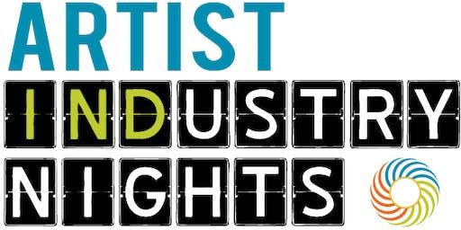 Artist Industry Nights: October at Fonseca Theatre