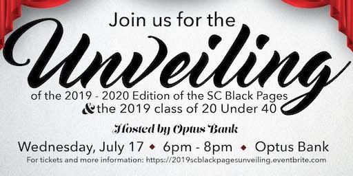 2019 SC Black Pages Unveiling & 20 Under 40 Reception