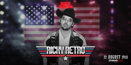 Ricky Retro - Houston tickets