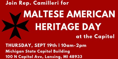 Maltese American Heritage Day 2019 tickets