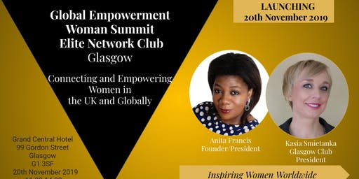Elite Network Club Glasgow Launch