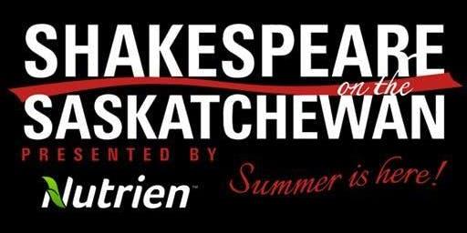 ISSAC Attends Shakespeare on the Saskatchewan