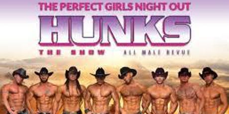 """The Magic Mike Experiences """"THE HUNKS"""" tickets"""