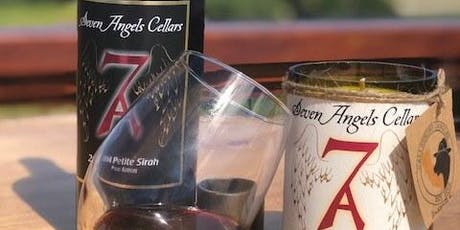 Sip & Wick at Seven Angels Cellars tickets