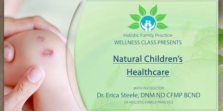 Natural Children's Healthcare tickets