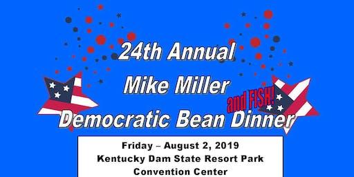 24th Annual Mike Miller Democratic Bean Dinner