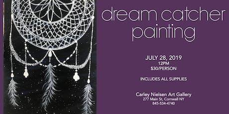 Dream Catcher Painting Class tickets