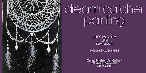 Dream Catcher Painting Class